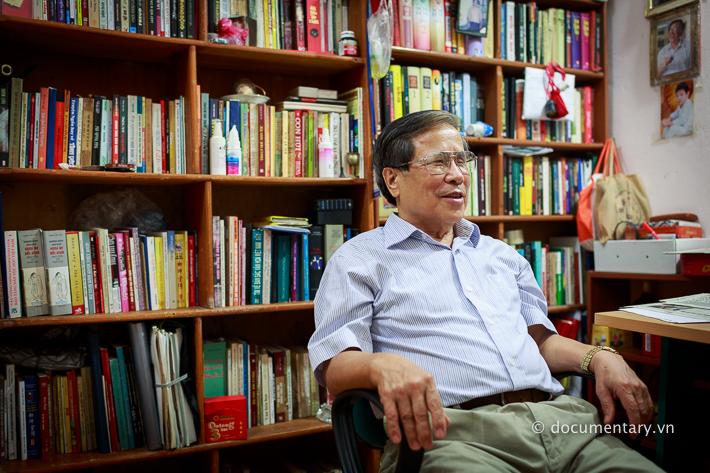 NGƯT Hoàng Lương - nguyên giảng viên Khoa Lịch sử và BM Nhân học. Hà Nội, tháng 8/2014.