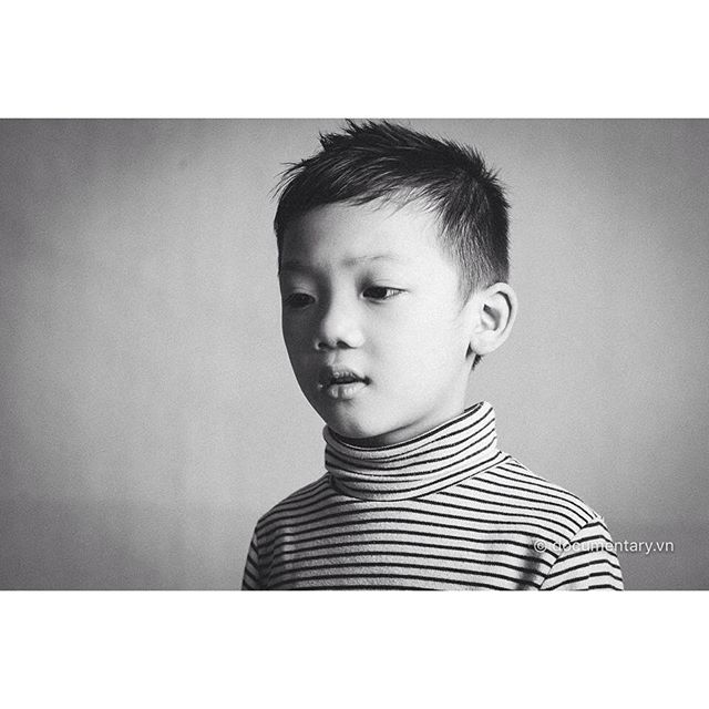 [Instagram] #child #son #boy #bw #timestudio #strobist #portrait