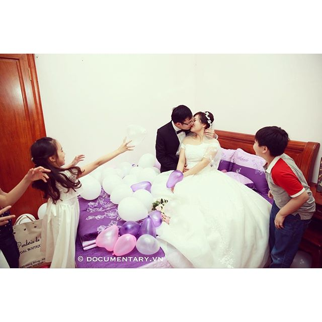 [Instagram] #wedding #on_the_bed